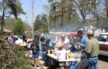 Cammack Village Community comes together after 2008 Tornado