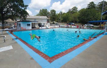 Cammack Village Pool